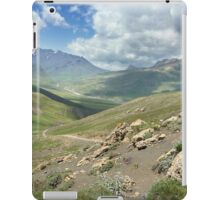 a large Uzbekistan landscape iPad Case/Skin