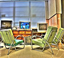 TJHSST - Senior Lounge by Trish Hamilton