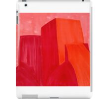 Saint Francis Church original painting iPad Case/Skin