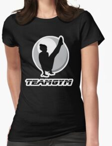 TeamGym #11 Womens Fitted T-Shirt