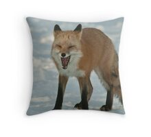 Ferocious! Throw Pillow