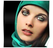 Renaissance Girl Poster