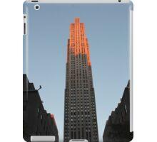 Skyscraper in Pink: 30 Rock, NYC iPad Case/Skin