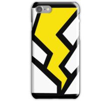 Lightning Bolt iPhone Case/Skin