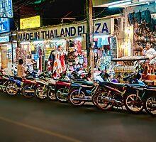 No Parking Available.   Kata, Thailand by KOKOPEDAL