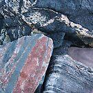 Clashnessie Rocks by Christopher Cullen