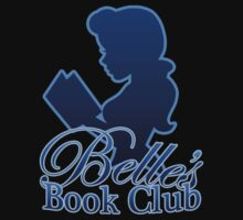 Belle's Book Club One Piece - Short Sleeve