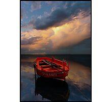 Strange stillness Photographic Print