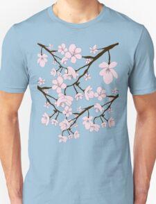 Sakura Blossoms Unisex T-Shirt