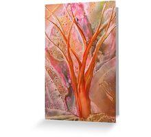 wishing tree Greeting Card