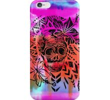 The Day of the Dead iPhone Case/Skin