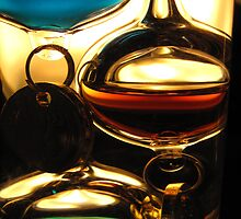 Galileo Thermometer by Bill McCarroll
