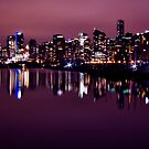 Skyline Reflections by Wendi Donaldson Laird