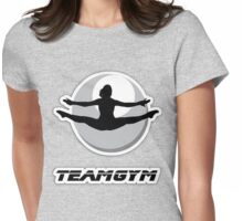 TeamGym #3 Womens Fitted T-Shirt