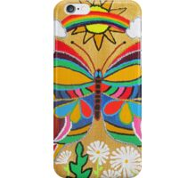 Colorful Butterfly iPhone Case/Skin