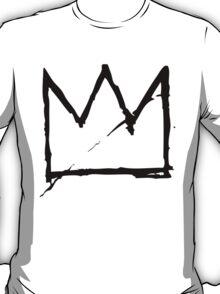 Basq Crown BLK T-Shirt