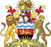 Malawi Coat of Arms by abbeyz71