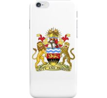 Malawi Coat of Arms iPhone Case/Skin
