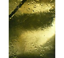 Precious Gold Photographic Print