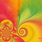 Colorful Life by Caroline  Lembke