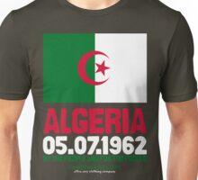 Algeria represent Unisex T-Shirt