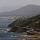 Sea Cliff Bridge, Coalcliff  by Evita
