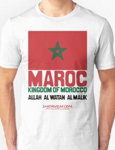 Maroc represent T-Shirt