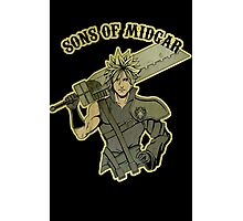 Sons of Midgar Photographic Print