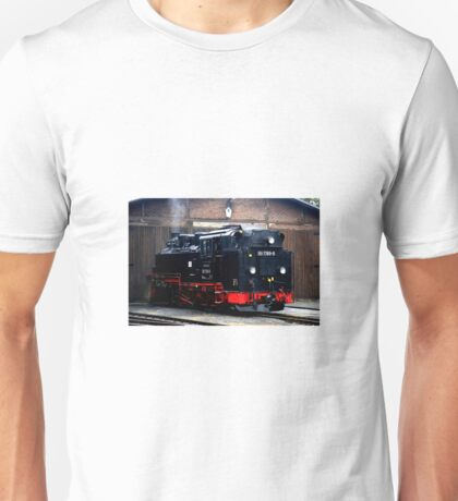 Locomotive Unisex T-Shirt