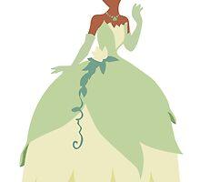 Disney Princess Tiana by QuartzDrumm