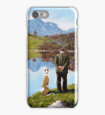 Look while life lasts... iPhone Case/Skin