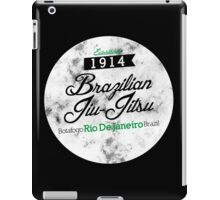 Established 1914 - Brazilian Jiu-Jitsu iPad Case/Skin