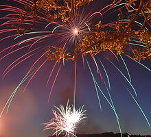 Manly NYE Fireworks by Calelli