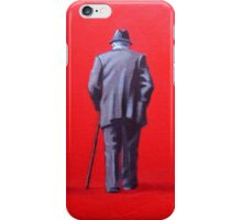 Remember when we used to paint this town red? iPhone Case/Skin