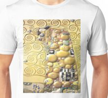 Klimt Embrace Unisex T-Shirt
