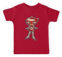 Doll Mascot Kids Tee