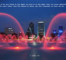 Fountain Spectacular, Jacksonville by Photos4God