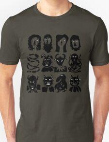 People & Creatures Unisex T-Shirt