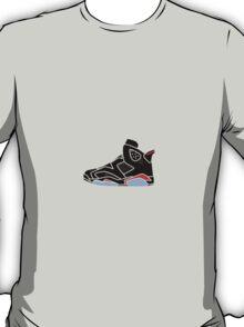 Jordan VI Infrared Sneaker Crepe T-Shirt