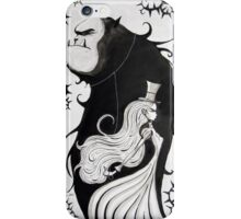 Mr. and Mrs. Beast iPhone Case/Skin