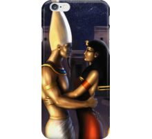 Osiris and Isis iPhone Case/Skin