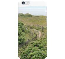 Path to Stevenston Beach iPhone Case/Skin