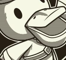Pelican Postal Sticker