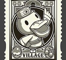 Pelican Postal by Prismic-Designs