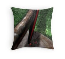 max the axe Throw Pillow