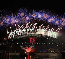 Sydney Fireworks 2009-2010 p6 by Tim Beasley