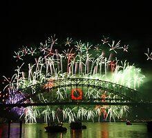 Sydney Fireworks 2009-2010 p7 by Tim Beasley