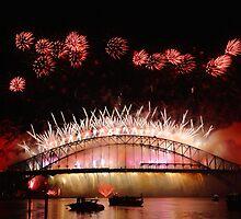 Sydney Fireworks 2009-2010 p10 by Tim Beasley