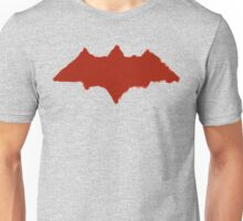 The Ruthless Vigilante (Painted / Distressed Variant) Unisex T-Shirt