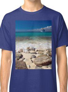 a colourful Dominican Republic landscape Classic T-Shirt